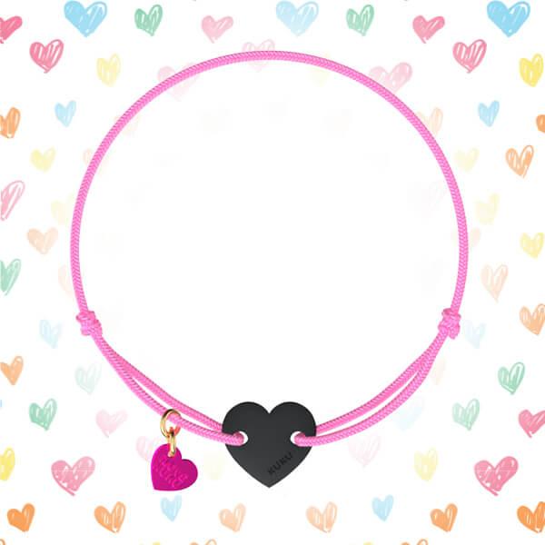 NARUKU - Kolekcia valentín:  corazon