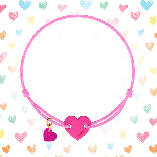 NARUKU - Kolekcia valentín:  exitoso
