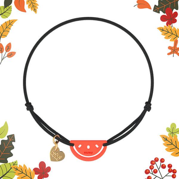 NARUKU - Kolekcia jeseň: cacao